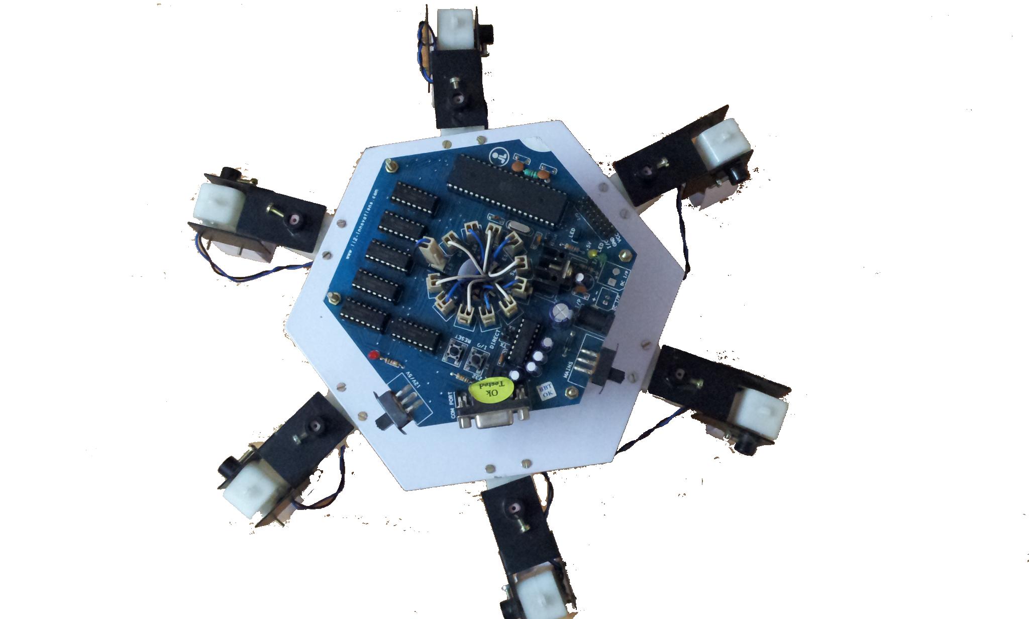 Li2 Hexapod